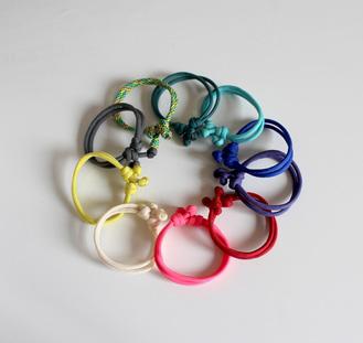 colliers de naissance paracord