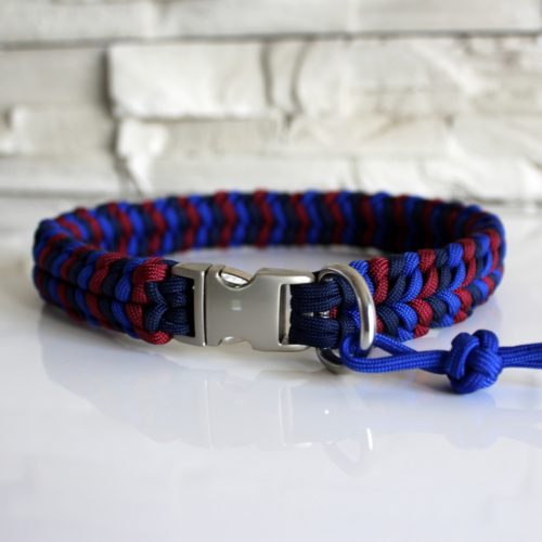 collier paracord chien Maya