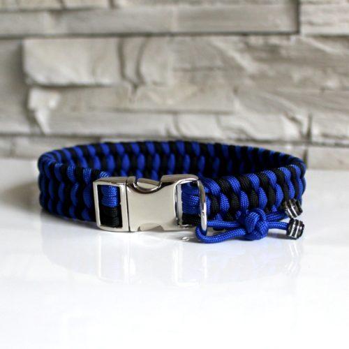 collier pour chien paracorde kiara